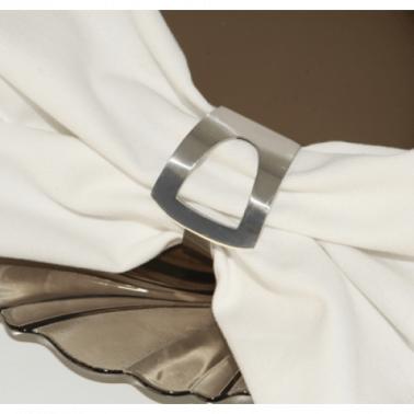 Иноксов пръстен за салфетки BR(1694) - Horecano