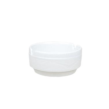Порцеланов пепелник ф9см  SATURN (STR 02 KU)ГП  - Gural Porselen