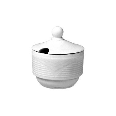 Порцеланов съд за горчица 90мл  SATURN (STR 01 HR)ГП  - Gural Porselen