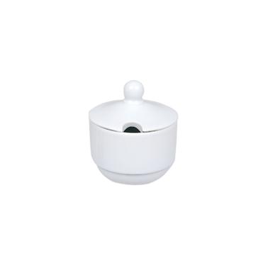 Порцеланов съд за горчица 90мл   DELTA (EO 01 HR)ГП  - Gural Porselen