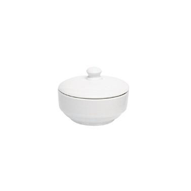 Порцеланова захарница  с капаче 180мл DELTA (EO 10 KJ)ГП  - Gural Porselen