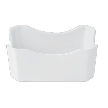 Порцеланова захарница за захар на пакетчета с дупки 12см   COMPLEMENTARY (GR 12 PSК)ГП  - Gural Porselen