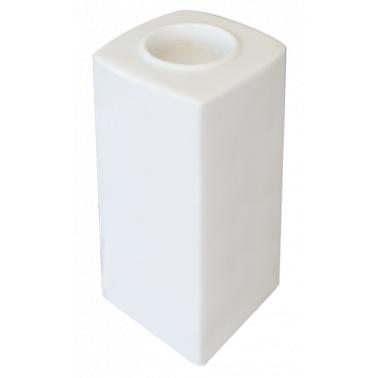 Порцеланов свещник h18см  HONG KONG (HKG 18 MU)ГП  - Gural Porselen