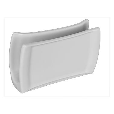 Порцеланов салфетник MILANO (MLN 12 PC) ГП  - Gural Porselen