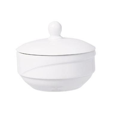 Порцеланова захарница с капаче 180мл  X-TANBUL (XT 10 KJ)ГП  - Gural Porselen