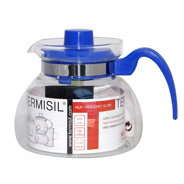 Кана  от огнеупорно стъкло  1,4л WOL ADA (CDAB140A) - Termisil