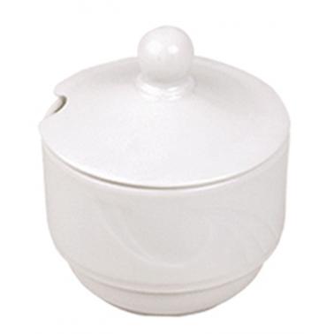 Порцеланов съд за горчица 90мл  KARIZMA  (KZM 01 HR)ГП  - Gural Porselen