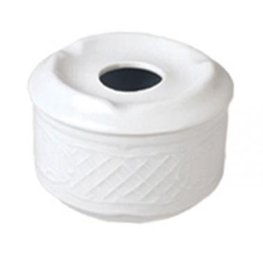 Порцеланов пепелник  ф10см  FLORA (FLO 10 KU / FLO 10 KK)ГП  - Gural Porselen