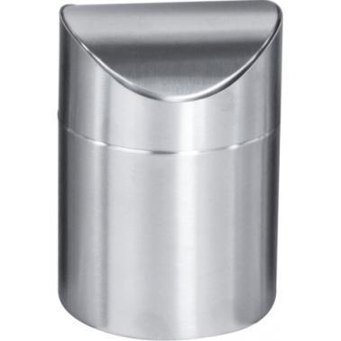 Иноксов кош за маса с люлеещ капак 1.25л. (11258-001)