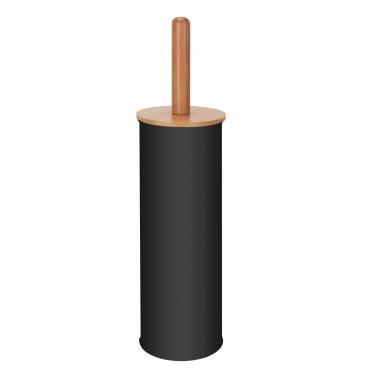 Четка  за тоалетна (WC) с бамбукова дръжка 10,3x38,4см G- (99034-004-B) - Horecano