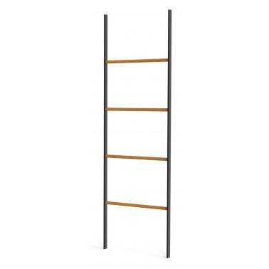 Закачалка за хавлии с бамбукови рамена тип