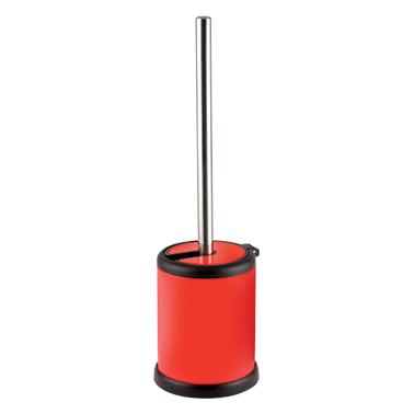 Четка за тоалетна червена 11,5x11,5x39см. FANTASY G-(90972-001-R) - Horecano