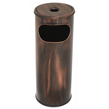 Пепелник 20,5x20,5x58cм. - ковано желязо G-(11251) - Horecano