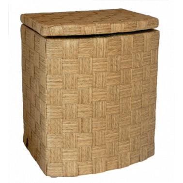 Бамбуков кош голям (43x33x52 см) (QZ11-025N) (HL13-44N) - Horecano
