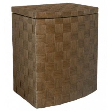 Бамбуков кош - голям (43x33x52 см) (QZ11-025B) (HL13-44B) - Horecano