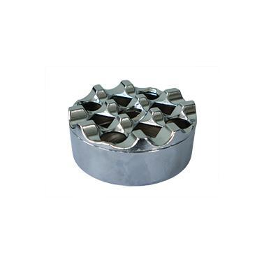 Хромиран пепелник ветроустойчив кръгъл   HFM-(KULLUK2) - Horecano