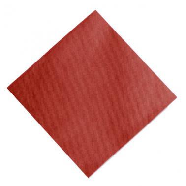 Салфетки 33х33см червени 20бр. (HC-931006)- Horecano