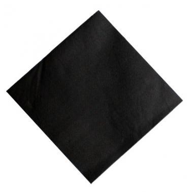 Салфетки 33х33см черни 20бр. (HC-931007)- Horecano