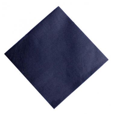 Салфетки 33х33см сини 20бр. (HC-931108)- Horecano