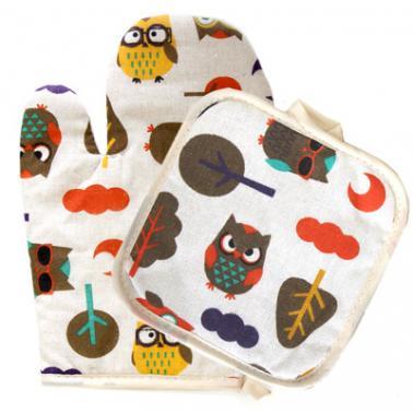 Текстилна ръкавица с ръкохватка комплект  CN-(Декор 0193562) - Horecano