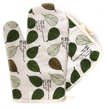 Текстилна ръкавица с ръкохватка комплект  CN-(Декор 0193564) - Horecano