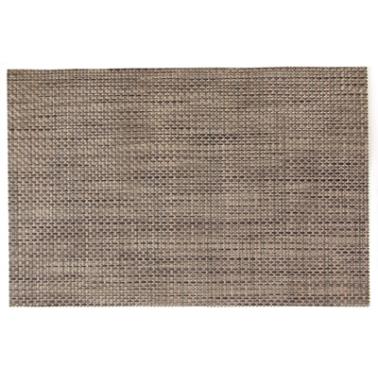 Подложка за хранене PVC 45x30 см светло кафява - Horecano