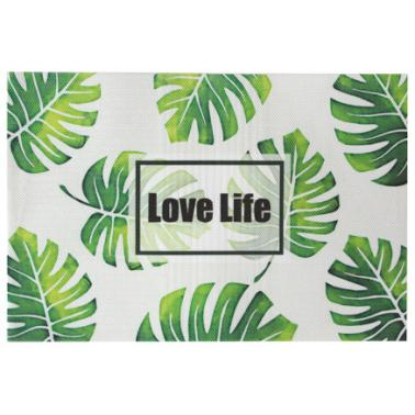 Подложка за хранене LOVE LIFE 45x30смPVC (0193664) - Horecano