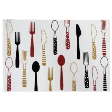 Подложка за хранене DINNER 45x30см PVC (0193667) - Horecano