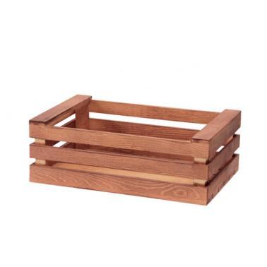 Дървена касетка 31,5х19,5х11см (HC-93868)- Horecano