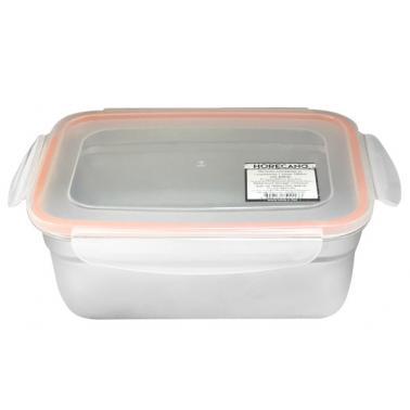 Метален контейнер за съхранение с капак 1500мл HORECANO- (HC-93915)
