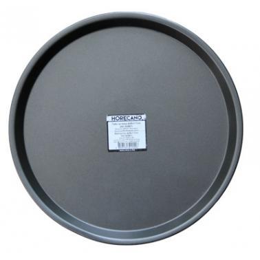Алуминиева  тава за пица ф26х1.7см PIZZA- (HC-93967)  - Horecano