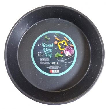 Алуминиева тава   кръгла ф36х8см CN-(194613) - Horecano
