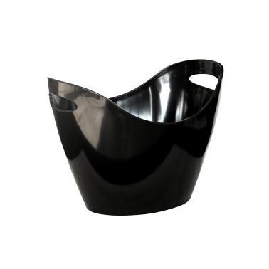 Поликарбонатна шампаниера черна  5.5л HORECANO-(TM97-13)
