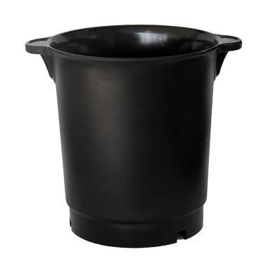 Поликарбонатна шампаниера черна  4л HORECANO-(TA-05)