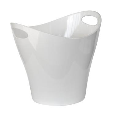 Поликарбонатна шампаниера бяла  6л  HORECANO-(TM97-10)