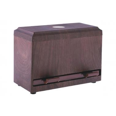 Диспенсър за сламки 24x14xH19.5см кафяв (JD-8281)- Horecano