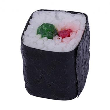 Декоративно суши РУЛО 2.9x2.6x3см  HORECANO- (522201)