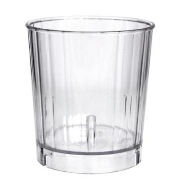 Поликарбонатна чаша ниска 355мл JW-2012A - Horecano