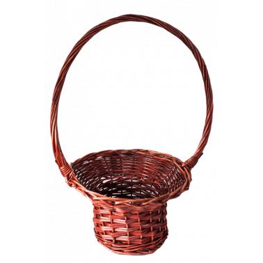 Ратанова кошница кръгла размер L CN-(JY0076 / А0218) - Horecano