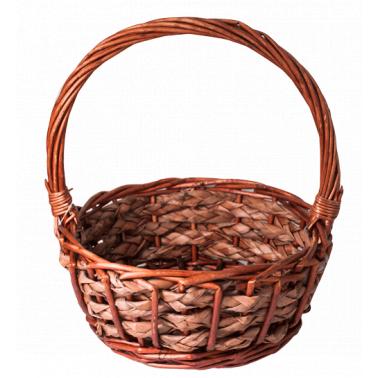 Ратанова кошница кръгла размер M CN-(JSB014 / A0224) - Horecano