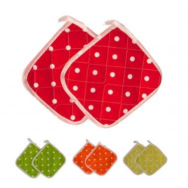 Текстилни кухненски  ръкохватки   2 броя FF901 CN-(0042 / 9963) - Horecano