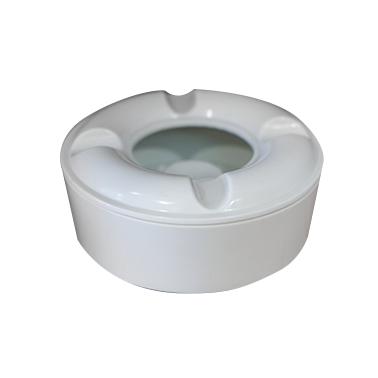 Меламинов пепелник ветроустойчив  бял ф10,5см  CN-(9528 / 7769-2) - Horecano
