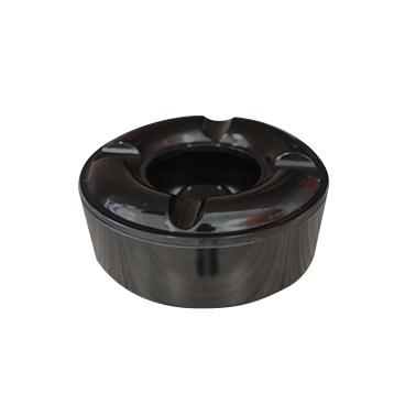 Меламинов пепелник ветроустойчив   черен ф10,5см CN-(9528 / 7769-1) - Horecano