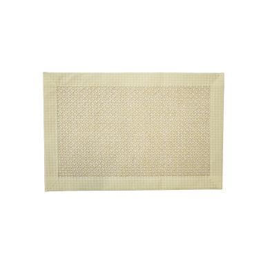 Текстилна подложка за сервиране  с кант 30x45см бежова CN-(5510-1) - Horecano