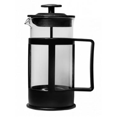 Кана с преса за кафе и чай 1л. стъкло/пластмаса CN-(A0068-3) - Horecano