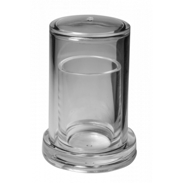 Акрилна поставка за клечки за зъби   F0080 CN-(A0163) - Horecano