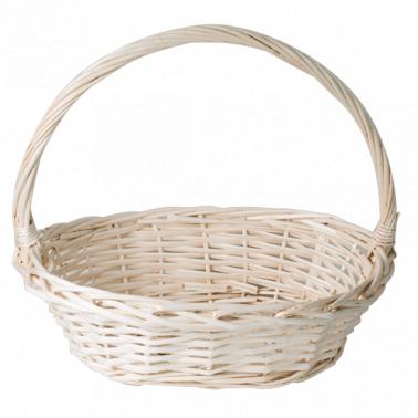Ратанова кошница овал размер L CN-(1506 / A0212) - Horecano