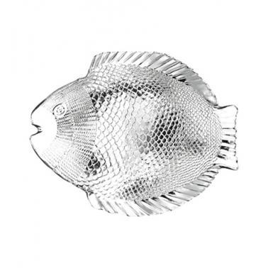 Стъклена чиния риба 26см MARINE - Pasabahce