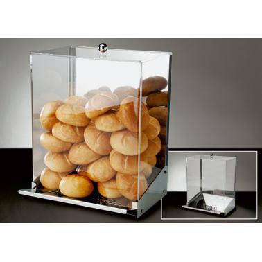 Акрилен капак за диспенсър за хлебчета 33,5х21,5см, H4см - APS