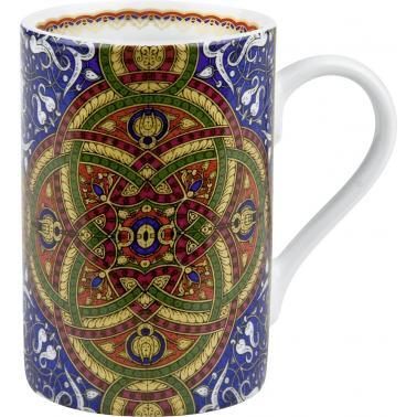 Порцеланова чаша 240мл с декор
